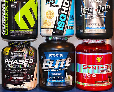 supplements powder for workout